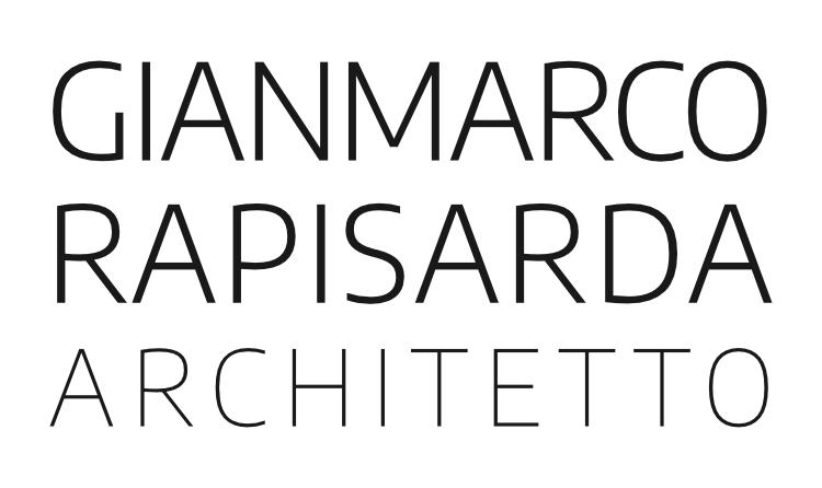 Marchio di Gianmarco Rapisarda Architetti